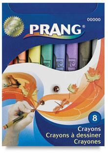 Poor man's Crayola crayons?