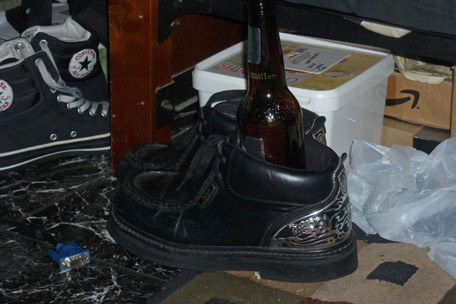 Beer-Shoe
